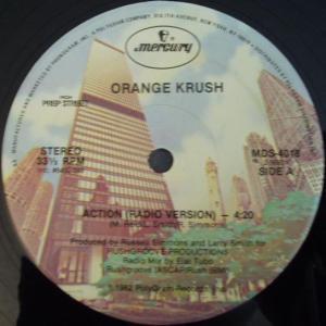 Orange Krush-Polygram Records