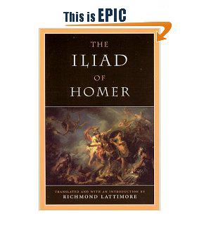 Iliad, Homer - Essay