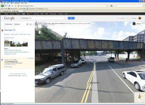 A Bridge in DC