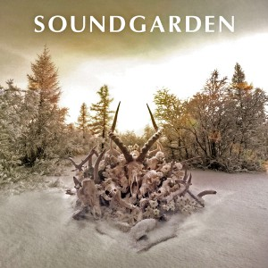 soundgarden king animal art